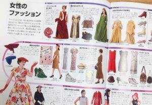 ピクチャーペディア 女性のファッション