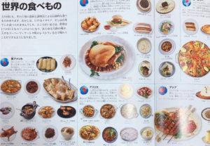 ピクチャーペディア 世界の食べ物