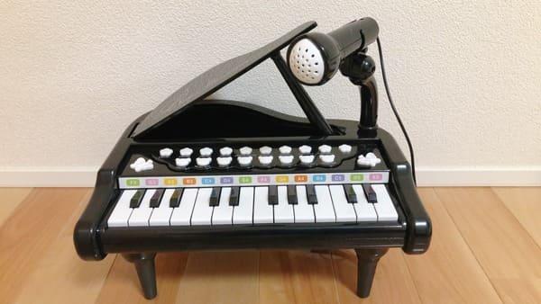 TOYBOXピアノ玩具