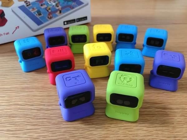 プログラミングおもちゃTangiplayロボット