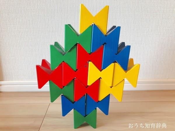 ネフスピール積み方1