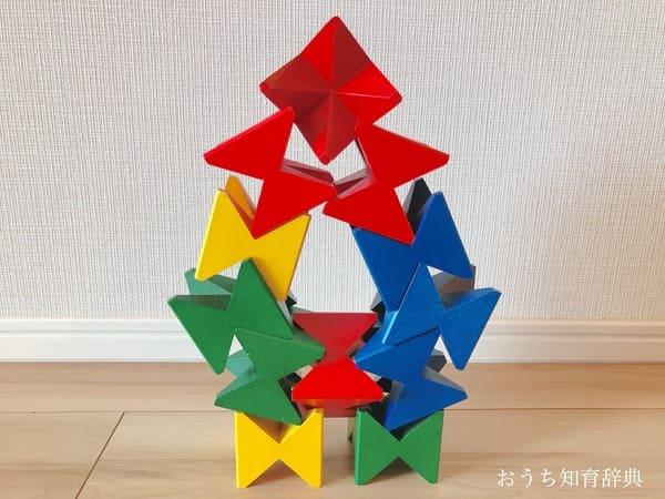 ネフスピール積み方3
