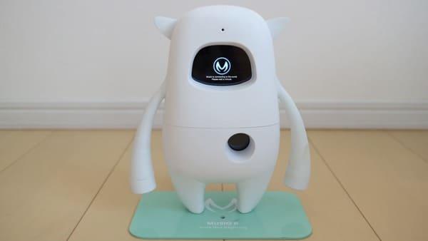 MusioEnglishレンタルロボット