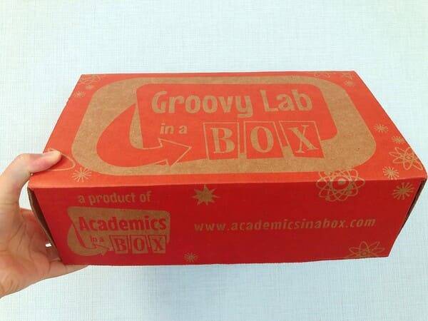 グルービーラボ箱